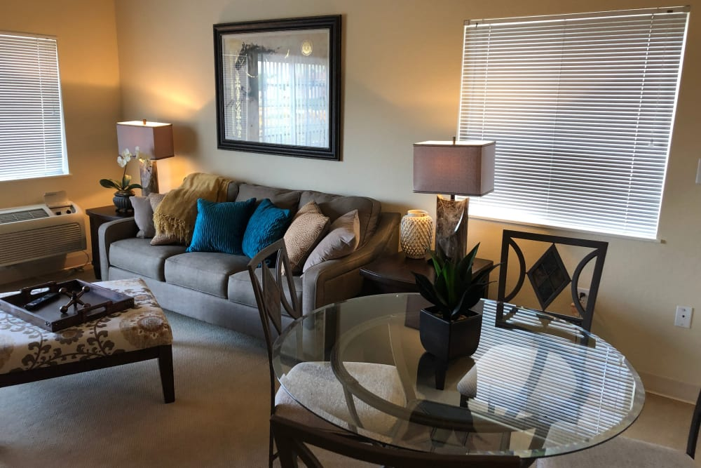 Spacious floor plans at The Lakes at Banning in Banning, California.