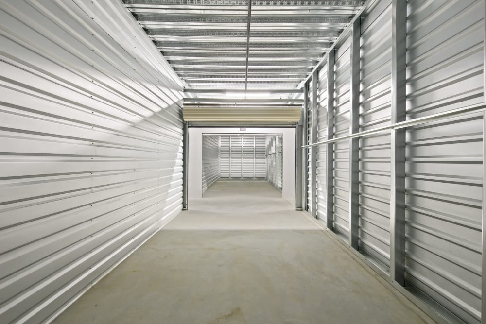 Air-conditioned units available at Storage Star South College in Fort Collins, Colorado