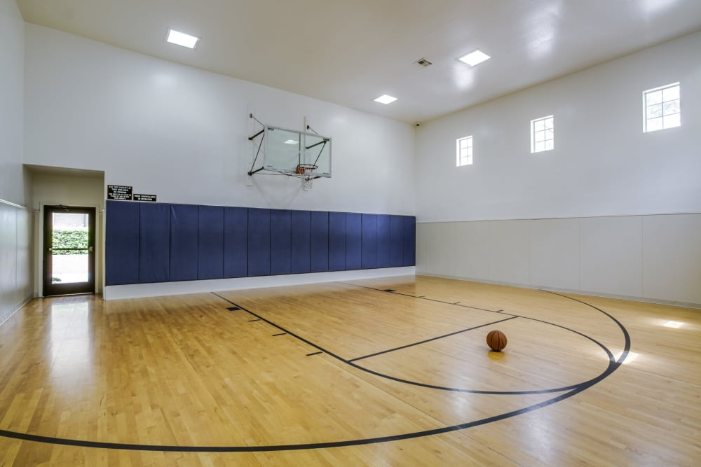 Our Apartments in Dallas, Texas offer a Basketball Court