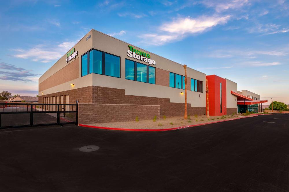 Exterior of the facility at Mesa, Arizona