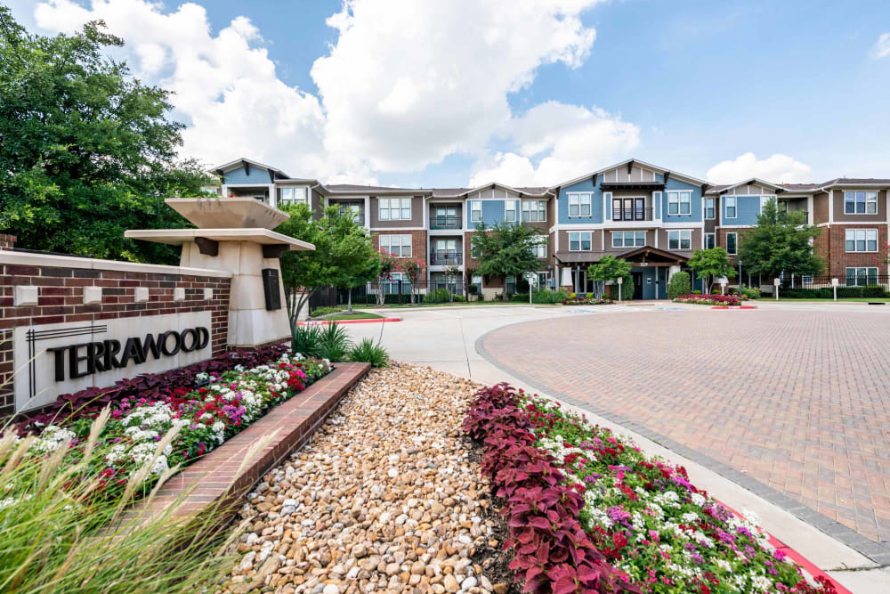 Welcome to Terrawood in Grapevine, TX