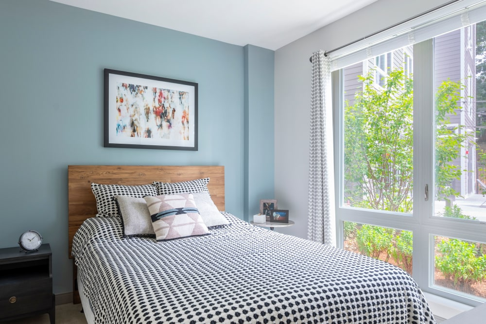 Bedroom at  Velō in Boston, Massachusetts