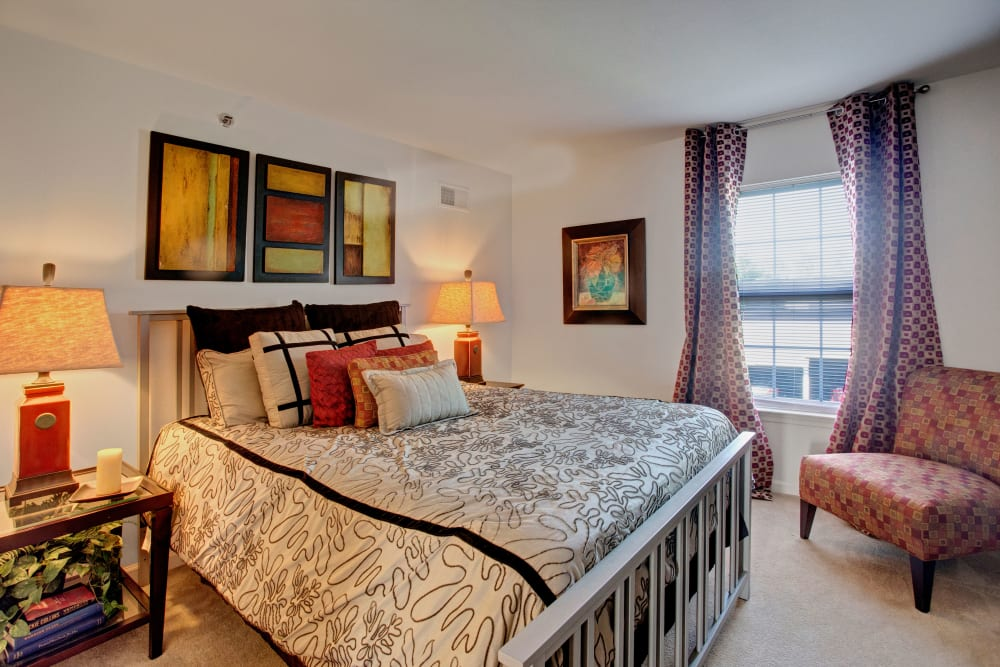 Luxury Apartments with a Bedroom at Exton Crossing