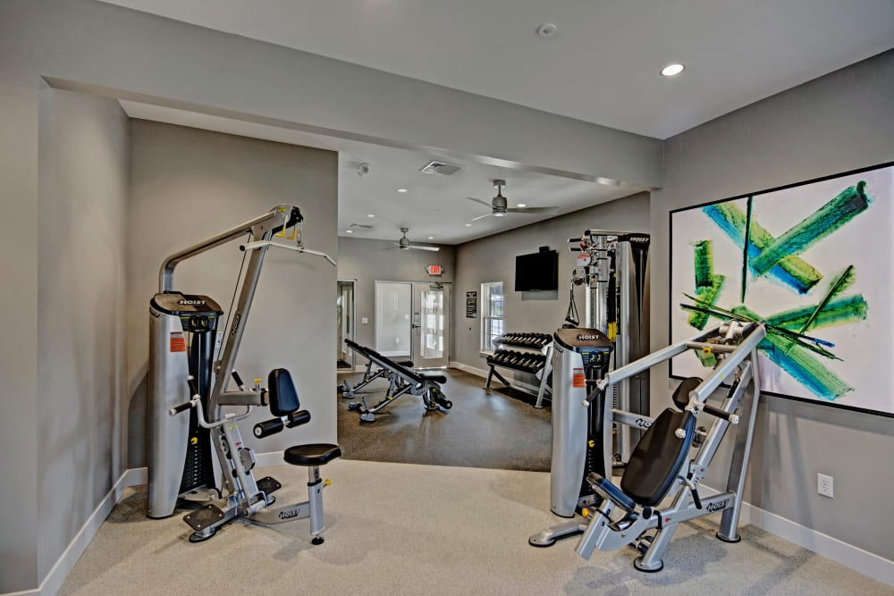 Fitness Center at Exton Crossing in Exton, Pennsylvania