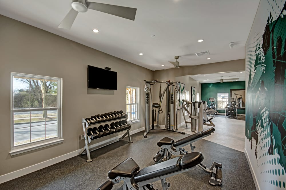 Exton Crossing offers a Fitness Center in Exton, Pennsylvania