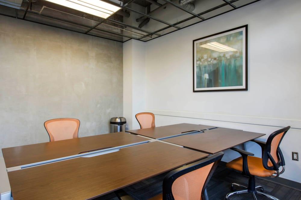 Private study space at ICON in Isla Vista, California