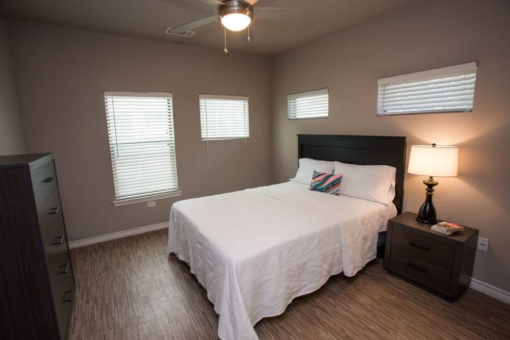 Bedroom at Texan 26 in Austin, Texas