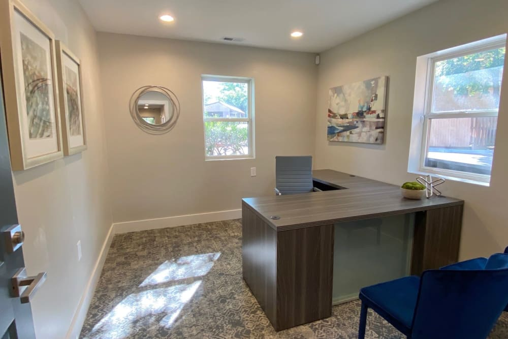 Leasing Office at Preserve at Cradlerock Apartment Homes in Columbia, MD