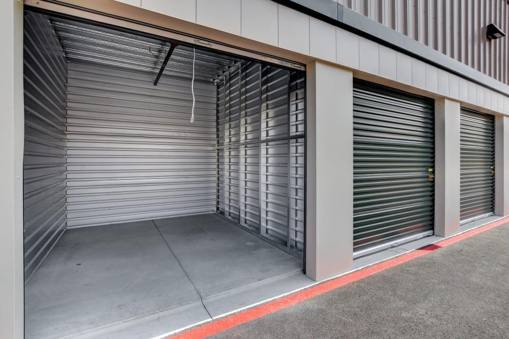 Exterior storage units at Towne Storage in Las Vegas, Nevada