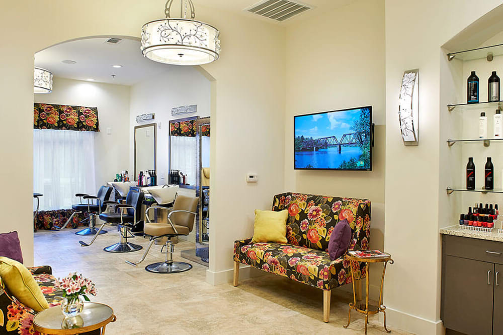 Salon at Celebration Village Forsyth in Suwanee, Georgia