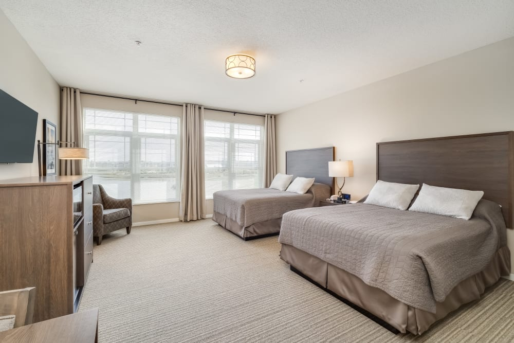 Guest Suite at Applewood Pointe Maple Grove at Arbor Lakes in Maple Grove, Minnesota