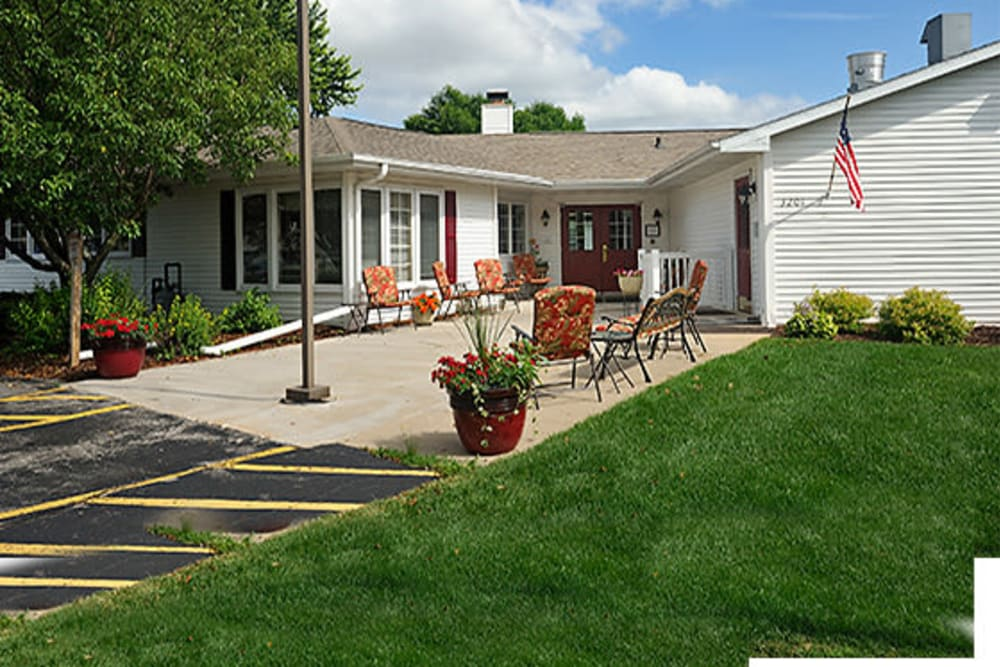 Welcome to Carolina Assisted Living in Appleton, Wisconsin