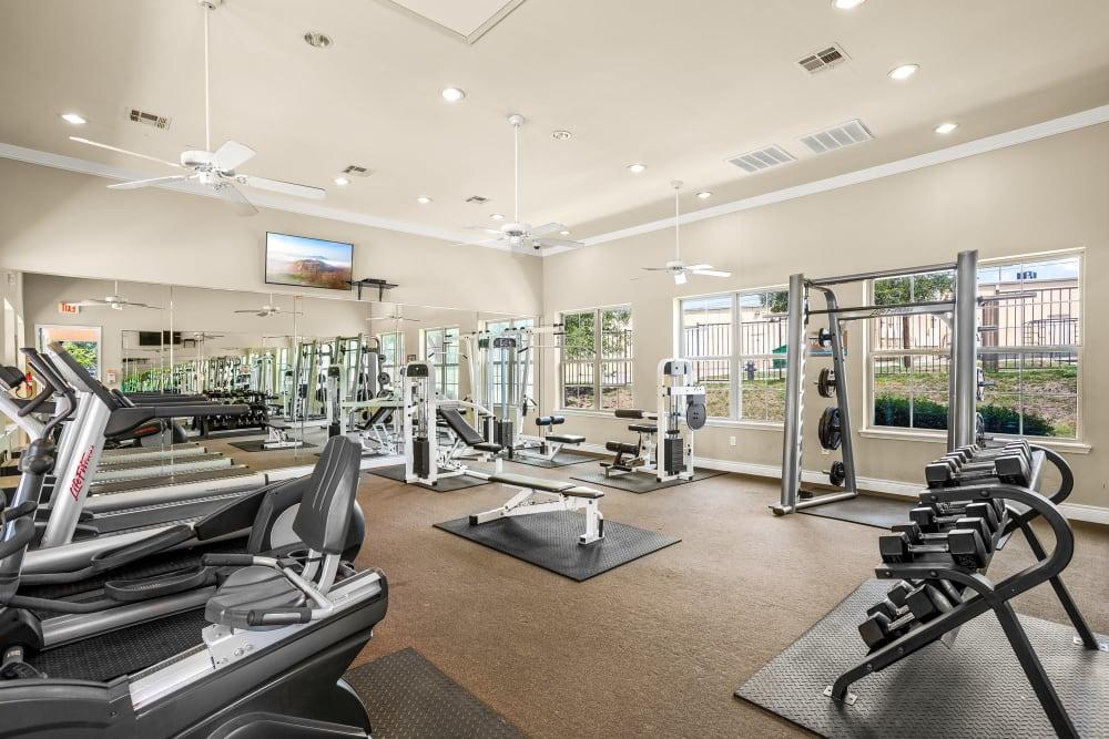 Apartments with a Gym in San Antonio, Texas