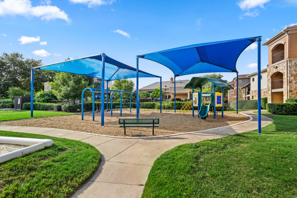 Our Apartments in Austin, Texas offer a Playground