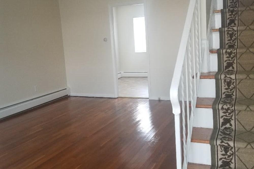 Apartment loft at Encore 99 in East Haven, Connecticut
