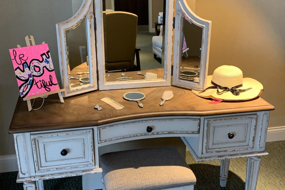 Beauty Station at Legacy Living Florence in Florence, Kentucky