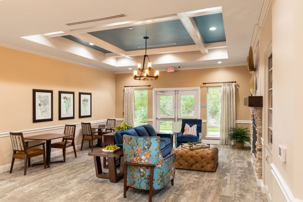 Great Room - Assisted Living