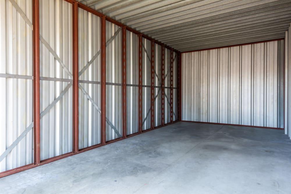 Inside of unit at Storage Etc... Los Feliz