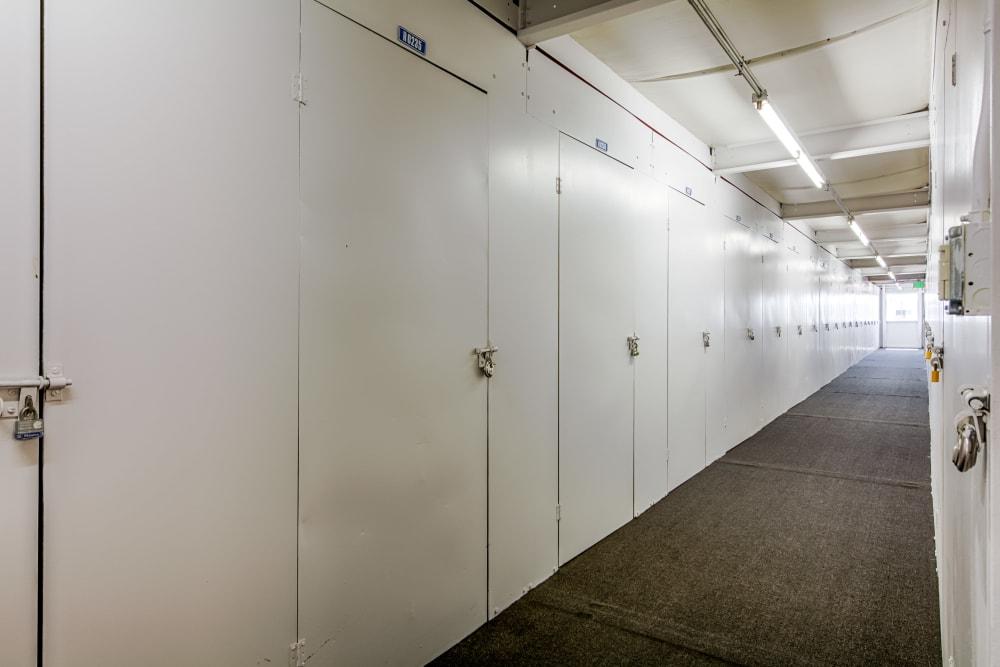 Hallway at Storage Etc... Los Feliz