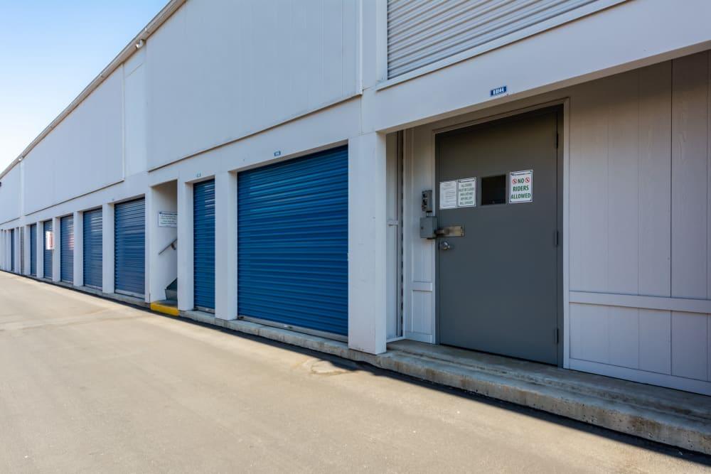 Exterior units at Storage Etc... Los Feliz