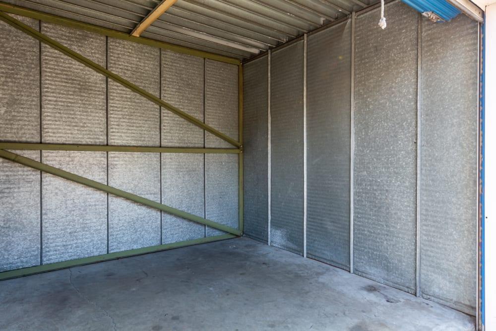 Interior units at Storage Etc... Los Feliz