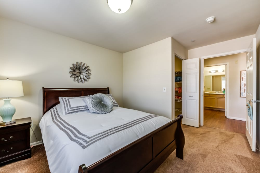 Bedroom at Cypress Place, Ventura in CA