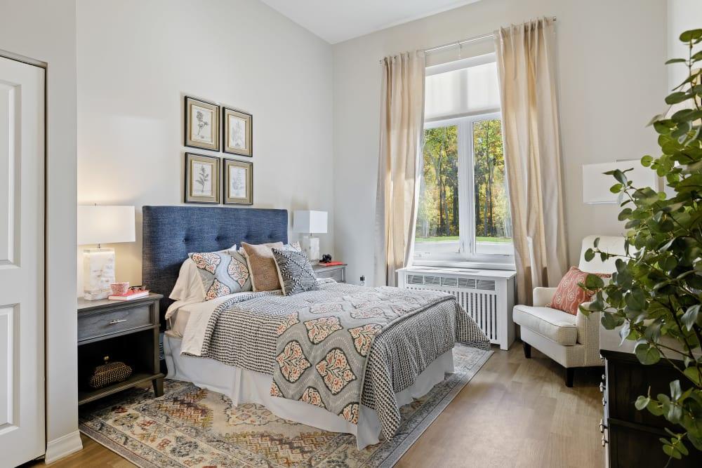 Bedroom at  Anthology of Novi- Now Open! in Novi, Michigan