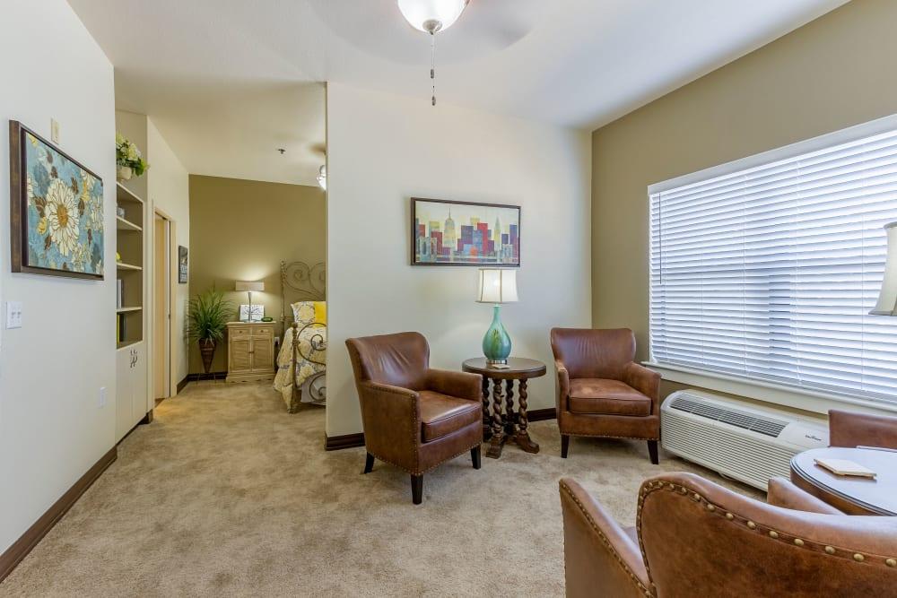 Resident apartment at Desert Flower in Scottsdale, Arizona
