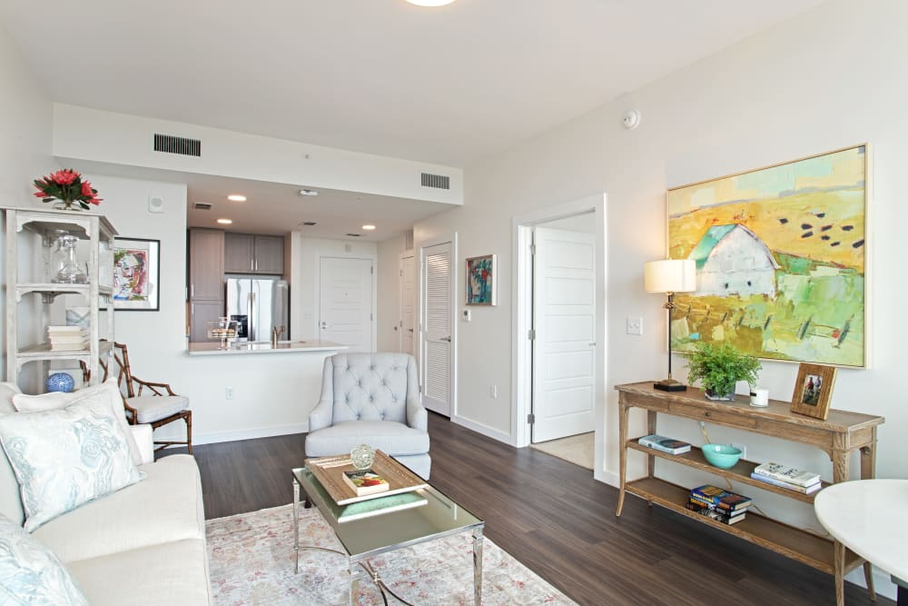 Independent Living 1 Bed/1 Bath Model at  The Village of Southampton