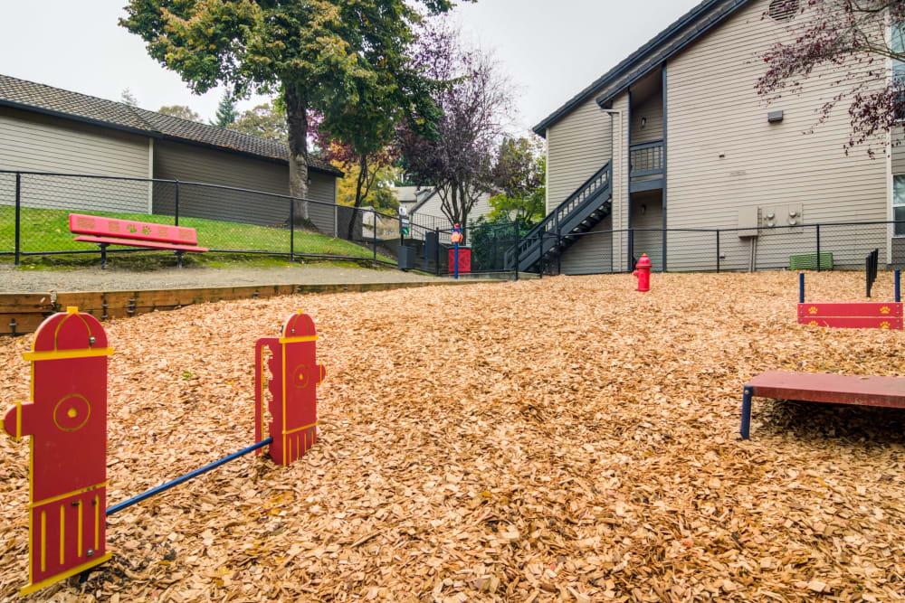 Playground at Sofi Lake Oswego in Lake Oswego, OR