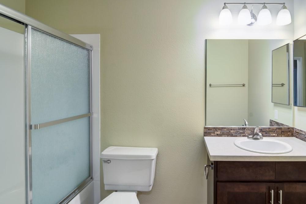Bathroom at Sofi Lake Oswego in Lake Oswego, OR