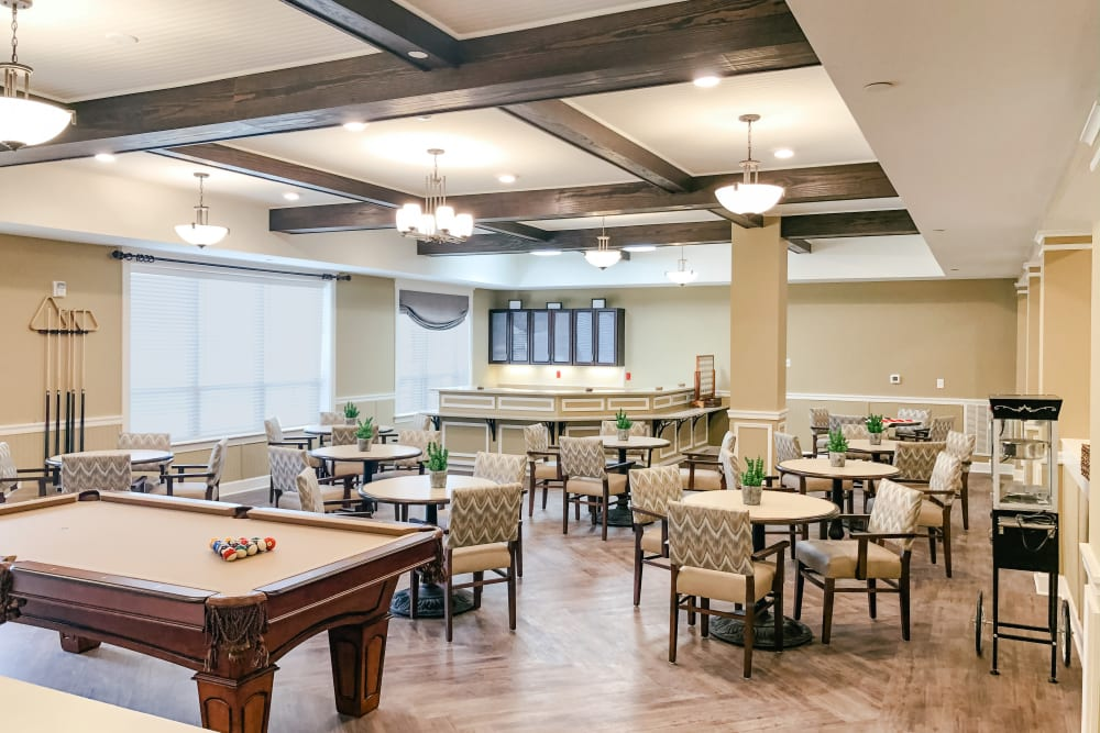 Harmony Senior Services Pub and Bistro