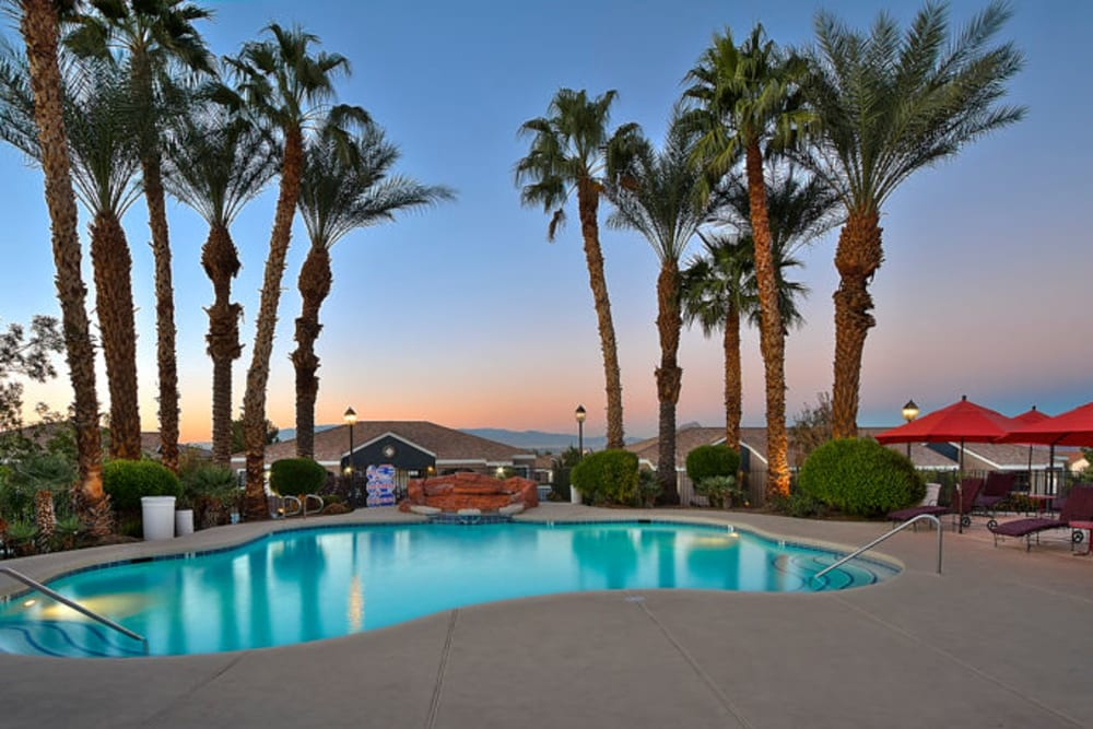 Our Apartments in Henderson, Nevada offer a Swimming Pool