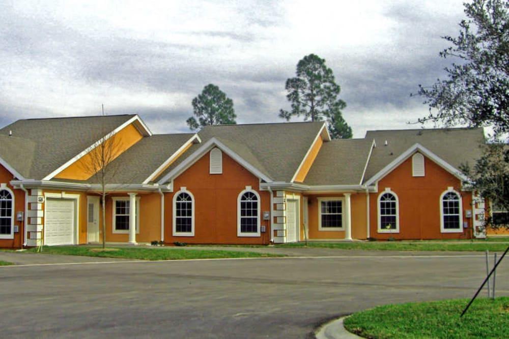 Exterior view of Grand Villa of Palm Coast in Palm Coast, Florida