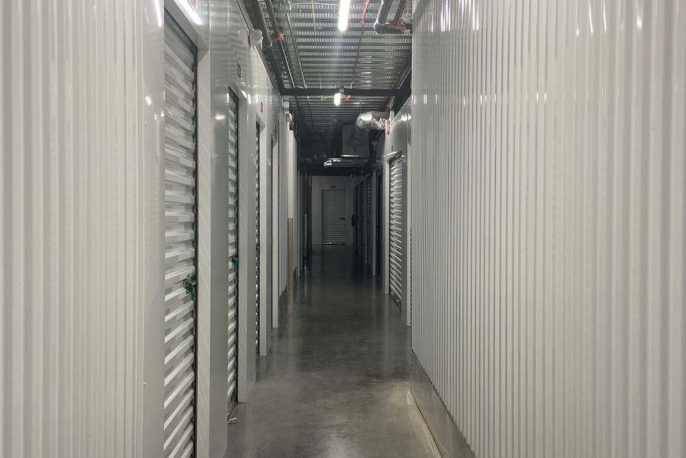 Climate controlled storage units at Storage Units in Kissimmee, Florida