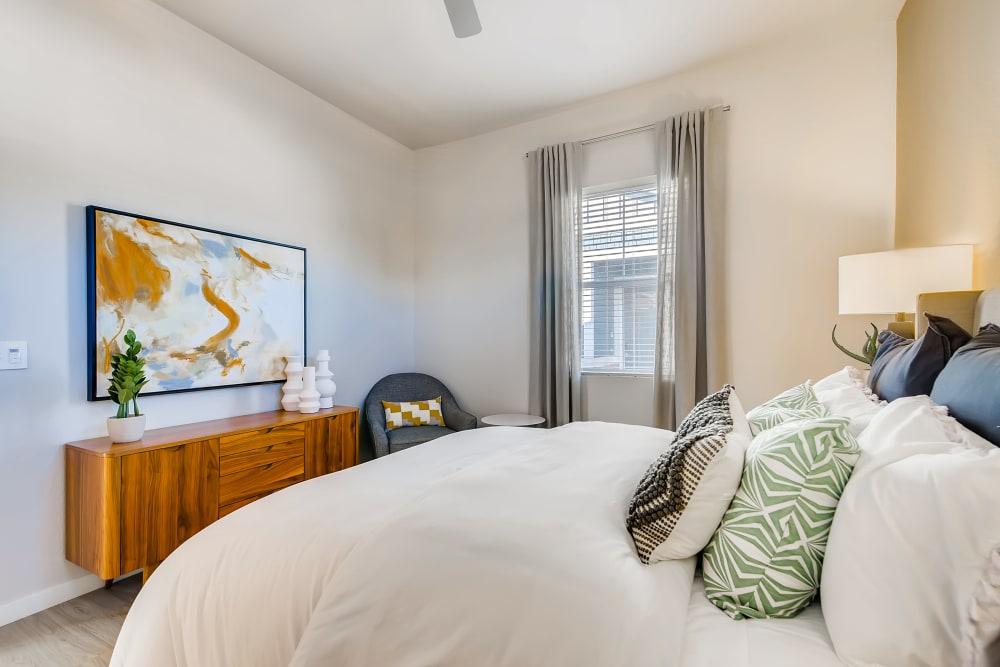 Bedroom at Avilla Prairie Center in Brighton, Colorado