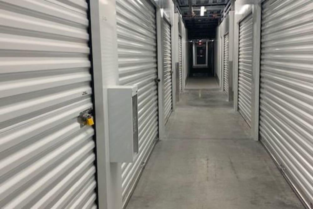 Interior Storage view of StorageOne Blue Diamond & Buffalo in Las Vegas, Nevada