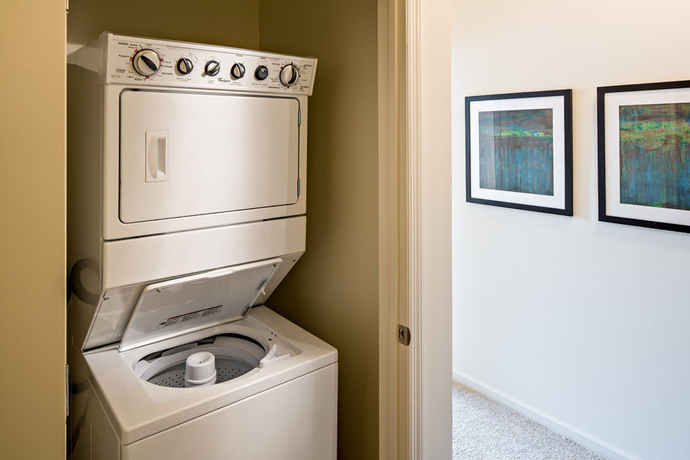 Washer and Dryer at The Grove Somerset in Somerset, New Jersey