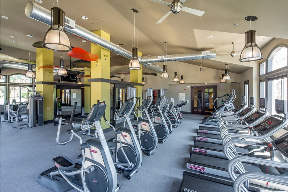 Treadmills at The Grove Somerset in Somerset, New Jersey