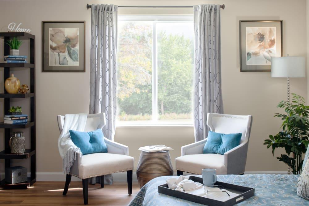 window seating