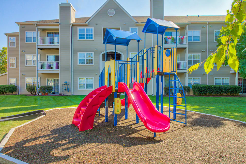 Playground at The Reserve at Ballenger Creek Apartments in Frederick , Maryland