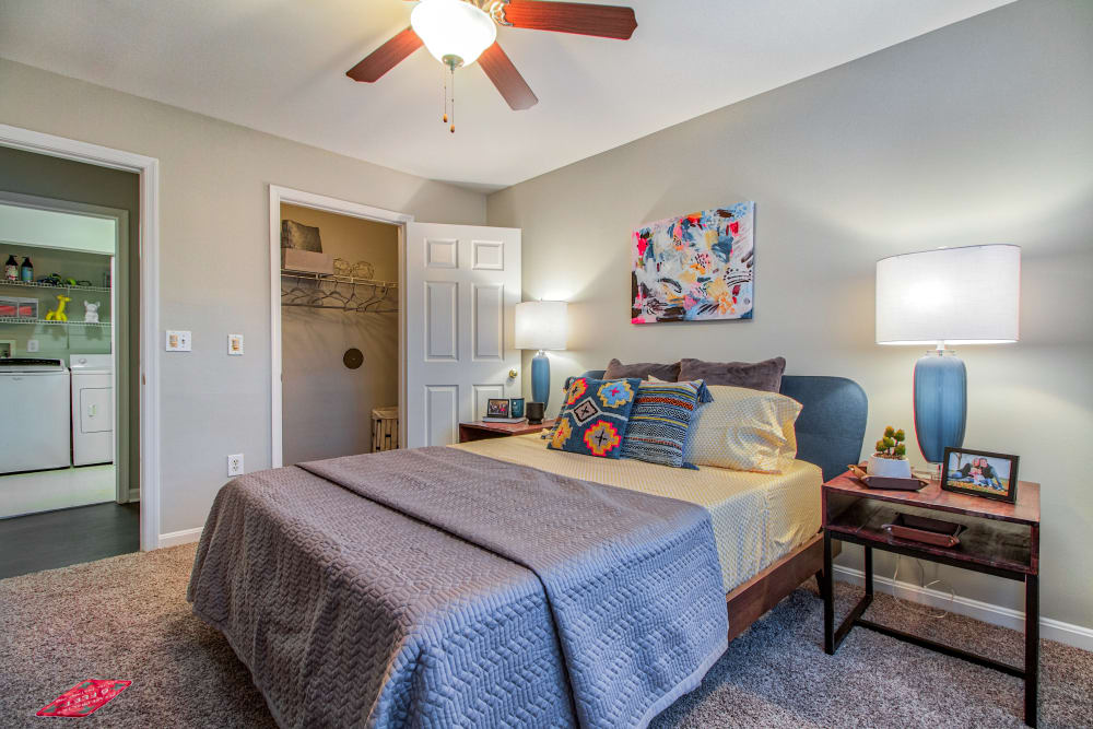 Bedroom at The Reserve at Ballenger Creek Apartments in Frederick , Maryland