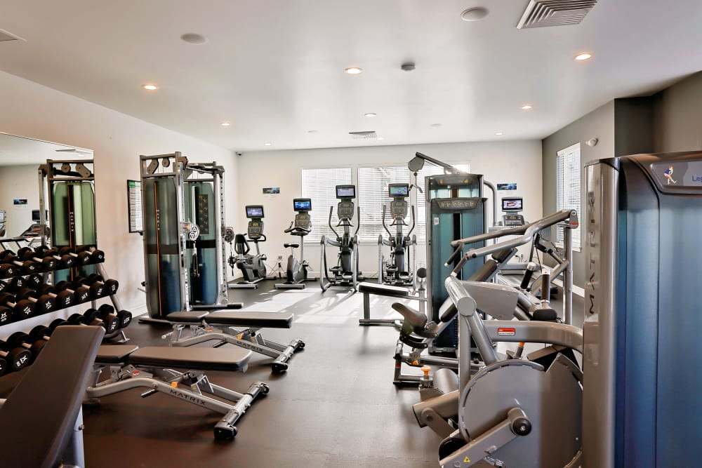 Enjoy Apartments with a Gym at The Boulevard in Philomath, Oregon
