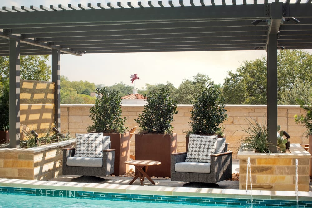 Link to amenities at Magnolia Heights in San Antonio, Texas