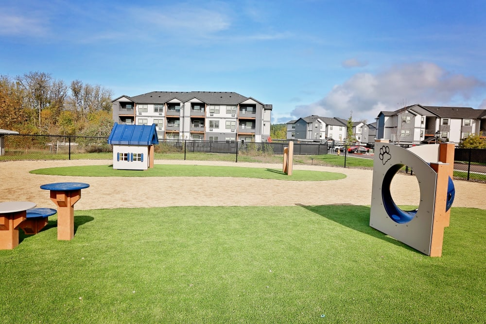 Our Apartments in Philomath, Oregon offer a Dog Park