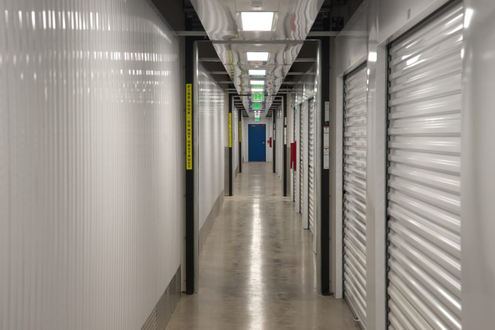 Heated Storage Interior Units Available for rent in Bellingham, WA