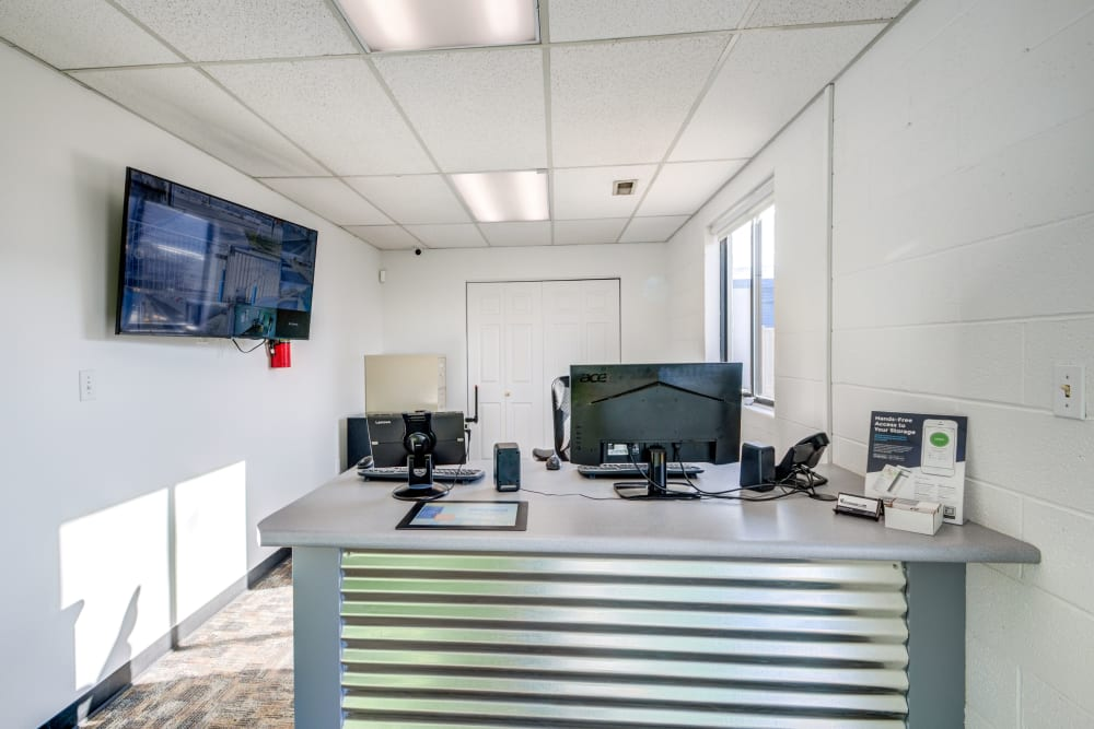 Office at Storage Etc... Sandy