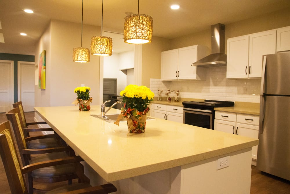 Therapy Kitchens at Westwind Memory Care in Santa Cruz