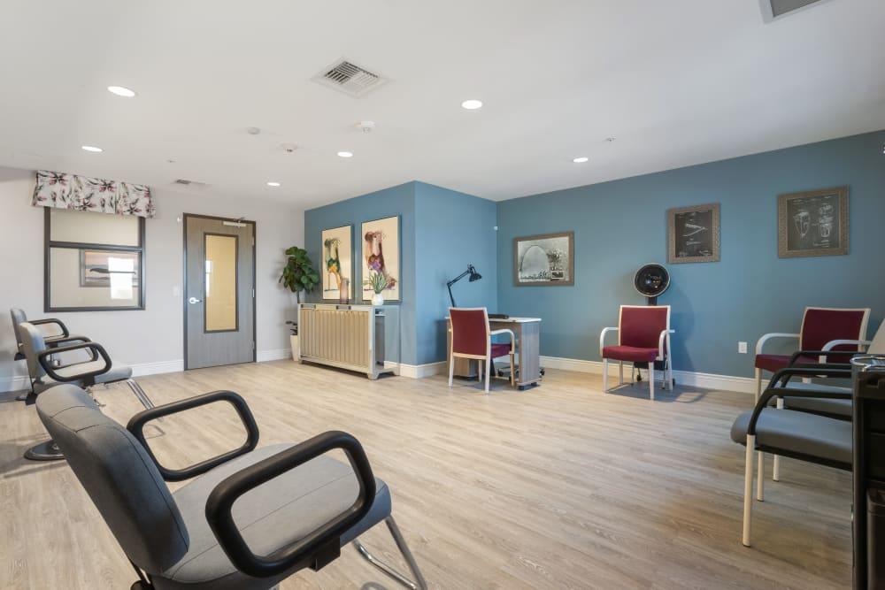 salon at WellQuest of Elk Grove in Elk Grove, California