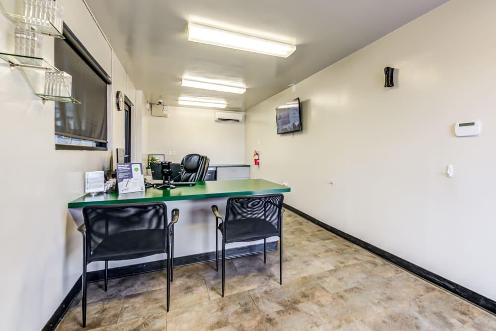 Office at Storage Etc... Anaheim